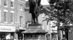 Monument to James Boswell
