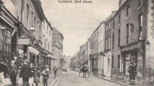 Postcards - Bird Street