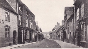 Postcards - Sandford Street