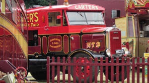 Steam Fair 2018